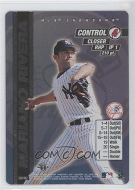 2000 MLB Showdown Edition 1 #309 - Mariano Rivera