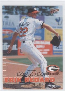 2000 Multi-Ad Delmarva Shorebirds - [Base] #2 - Erik Bedard