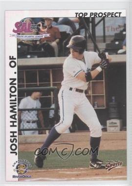 2000 Multi-Ad Sports South Atlantic League Top Prospects #15 - Josh Hamilton