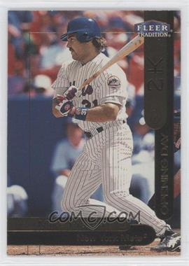 2000 Opening Day 2K #OD11 - Mike Piazza