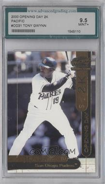 2000 Opening Day 2K #OD31 - Tony Gwynn [ENCASED]