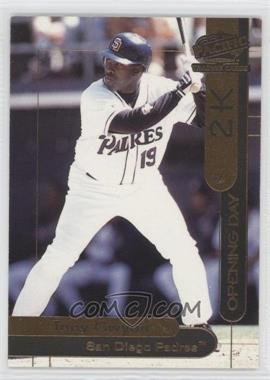2000 Opening Day 2K #OD31 - Tony Gwynn