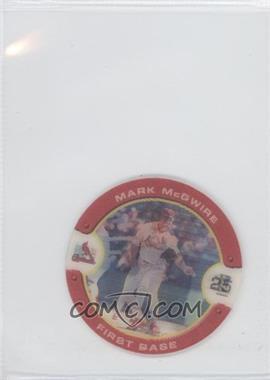 2000 Pacific 7 Eleven Coins - [Base] #24 - Mark McGwire
