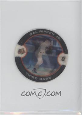 2000 Pacific 7 Eleven Coins - [Base] #4 - Cal Ripken Jr.