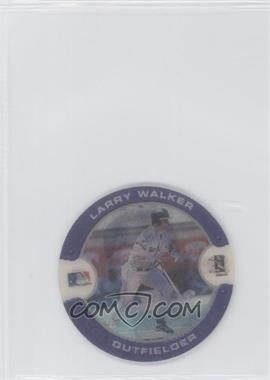 2000 Pacific 7 Eleven Coins #10 - Larry Walker