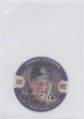 2000 Pacific 7 Eleven Coins #20 - Roger Clemens