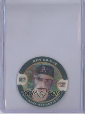 2000 Pacific 7 Eleven Coins #21 - Ben Grieve