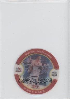 2000 Pacific 7 Eleven Coins #24 - Mark McGwire