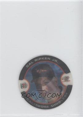 2000 Pacific 7 Eleven Coins #4 - Cal Ripken Jr.