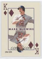 Mark McGwire /299