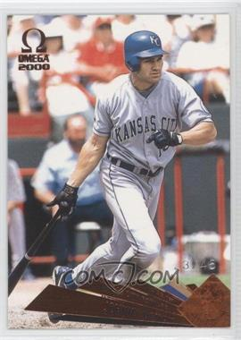 2000 Pacific Omega Copper #67 - Johnny Damon /45