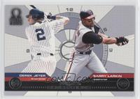 Derek Jeter, Barry Larkin