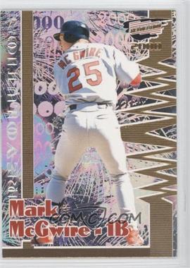 2000 Pacific Revolution [???] #119 - Mark McGwire /99