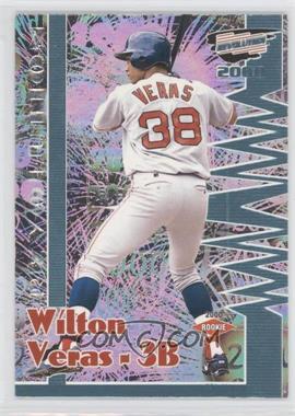 2000 Pacific Revolution [???] #28 - Wilton Veras