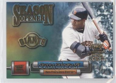 2000 Pacific Revolution [???] #32 - Barry Bonds /20