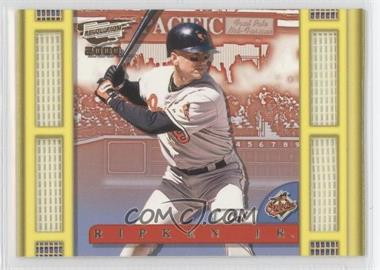 2000 Pacific Revolution Foul Pole Net-Fusions #2 - Cal Ripken Jr.