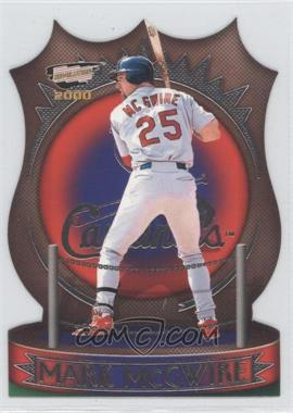 2000 Pacific Revolution Major League Icons #16 - Mark McGwire