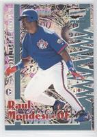 Raul Mondesi /99