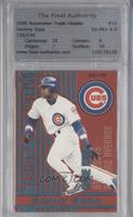 Sammy Sosa /199 [ENCASED]