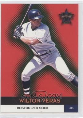 2000 Pacific Vanguard [???] #10 - Wilton Veras /99