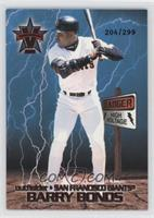 Barry Bonds /299