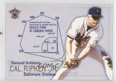 2000 Pacific Vanguard Diamond Architects #3 - Cal Ripken Jr.