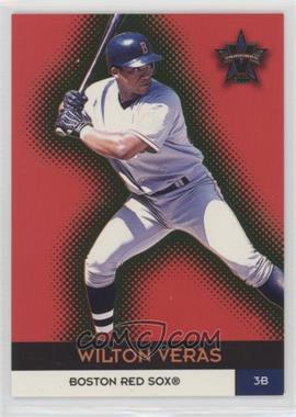 2000 Pacific Vanguard Green #10 - Wilton Veras /99