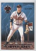 Chipper Jones /299