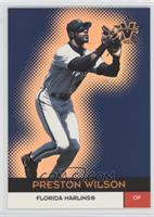 Preston Wilson