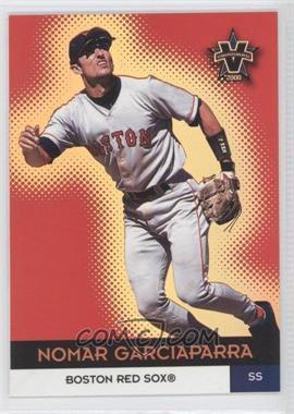 2000 Pacific Vanguard Holographic Gold #7 - Nomar Garciaparra /199