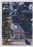 Roosevelt Brown /2500