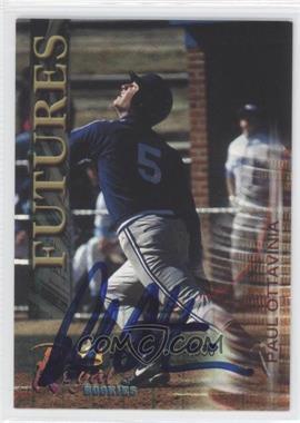 2000 Royal Rookies Authentic Autograph [Autographed] #N/A - Paul Ottavinia /4950
