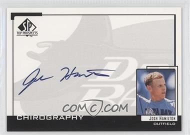 2000 SP Top Prospects Chirography #JH - Josh Hamilton