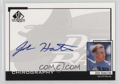 2000 SP Top Prospects Chirography #JH - Josh Hamilton