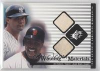 Barry Bonds, Jose Canseco