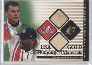 2000 SPx Winning Materials Update #BW-EY - Brad Wilkerson, Ernie Young