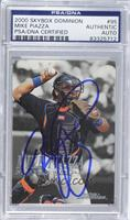 Mike Piazza [PSA/DNA Certified Auto]