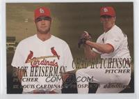 Rick Heiserman, Chad Hutchinson