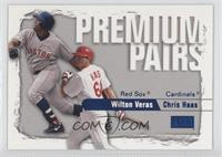 Premium Pairs - Wilton Veras, Chris Haas
