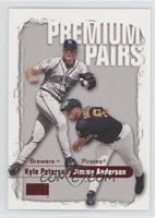 Kyle Peterson, Jimmy Anderson