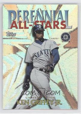 2000 Topps - Perennial All-Stars - Limited Edition #PA1 - Ken Griffey Jr.