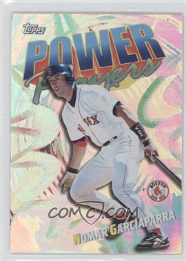 2000 Topps - Power Players #P4 - Nomar Garciaparra