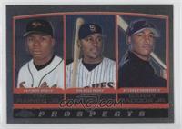 Gary Matthews, Gary Matthews Jr., Tim Raines Jr.