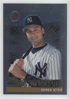 Derek Jeter (Wins 1996 Worlds Series)