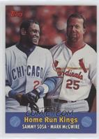 Sammy Sosa, Mark McGwire