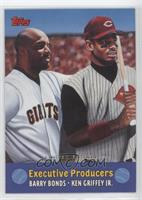 Barry Bonds, Ken Griffey Jr.