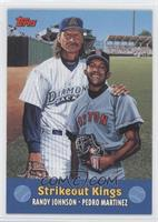 Randy Johnson, Pedro Martinez
