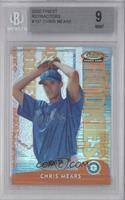 Chad Meyers /500 [BGS 9]