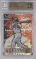 Andruw Jones, Chipper Jones [BGS 9.5]