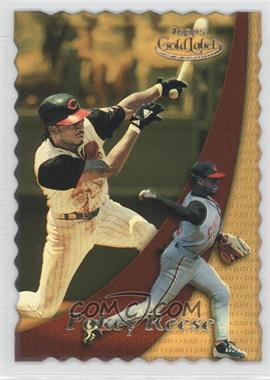 2000 Topps Gold Label - [Base] - Class 1 Gold #41 - Pokey Reese /100